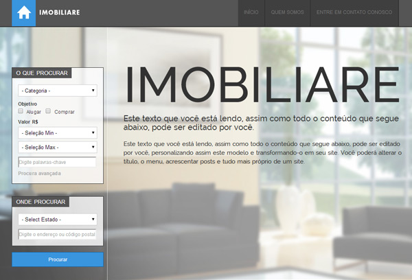 tema wordpress para portais