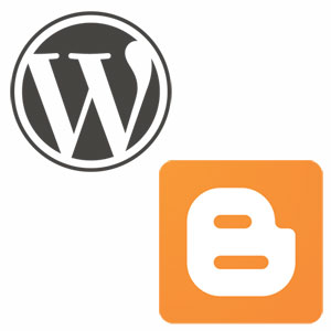 WordPress ou Blogger