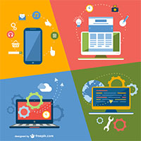 tendências do web design