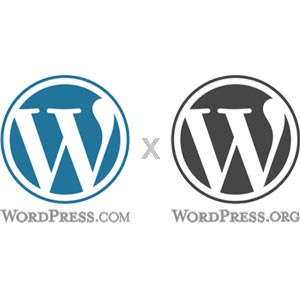 Wordpress.com x WordPress.org