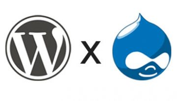 wordpress ou drupal